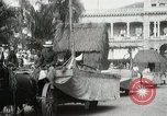 Image of Historical parade Hawaii USA, 1916, second 41 stock footage video 65675022635