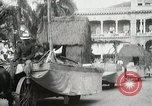 Image of Historical parade Hawaii USA, 1916, second 42 stock footage video 65675022635