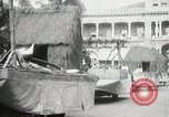 Image of Historical parade Hawaii USA, 1916, second 44 stock footage video 65675022635
