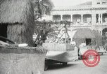 Image of Historical parade Hawaii USA, 1916, second 46 stock footage video 65675022635