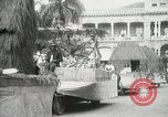 Image of Historical parade Hawaii USA, 1916, second 47 stock footage video 65675022635