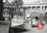 Image of Historical parade Hawaii USA, 1916, second 48 stock footage video 65675022635