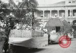 Image of Historical parade Hawaii USA, 1916, second 49 stock footage video 65675022635