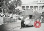 Image of Historical parade Hawaii USA, 1916, second 52 stock footage video 65675022635