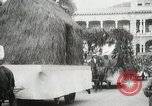 Image of Historical parade Hawaii USA, 1916, second 53 stock footage video 65675022635