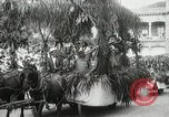 Image of Historical parade Hawaii USA, 1916, second 60 stock footage video 65675022635