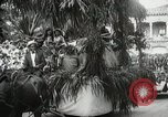 Image of Historical parade Hawaii USA, 1916, second 62 stock footage video 65675022635