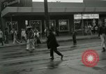 Image of Street scenes during Statehood celebrations Hawaii USA, 1959, second 14 stock footage video 65675022662