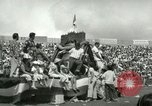 Image of Statehood celebrations Hawaii USA, 1959, second 52 stock footage video 65675022667
