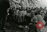 Image of Sesquicentennial of Captain Cook's discovery of Hawaii Kealakekua Bay Hawaii USA, 1928, second 29 stock footage video 65675022673