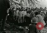 Image of Sesquicentennial of Captain Cook's discovery of Hawaii Kealakekua Bay Hawaii USA, 1928, second 30 stock footage video 65675022673