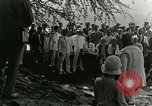 Image of Sesquicentennial of Captain Cook's discovery of Hawaii Kealakekua Bay Hawaii USA, 1928, second 31 stock footage video 65675022673