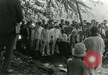 Image of Sesquicentennial of Captain Cook's discovery of Hawaii Kealakekua Bay Hawaii USA, 1928, second 33 stock footage video 65675022673