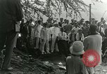 Image of Sesquicentennial of Captain Cook's discovery of Hawaii Kealakekua Bay Hawaii USA, 1928, second 34 stock footage video 65675022673
