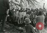 Image of Sesquicentennial of Captain Cook's discovery of Hawaii Kealakekua Bay Hawaii USA, 1928, second 37 stock footage video 65675022673