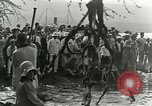 Image of Sesquicentennial of Captain Cook's discovery of Hawaii Kealakekua Bay Hawaii USA, 1928, second 61 stock footage video 65675022673