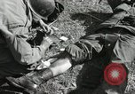 Image of Wounded United States soldiers Korea, 1951, second 57 stock footage video 65675022682