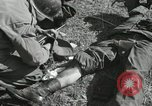Image of Wounded United States soldiers Korea, 1951, second 60 stock footage video 65675022682