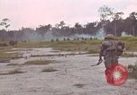 Image of 2nd Battalion of 173rd Airborne Brigade Combat Team Vietnam, 1965, second 10 stock footage video 65675022709