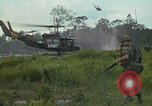 Image of 2nd Battalion of 173rd Airborne Brigade Combat Team Vietnam, 1965, second 16 stock footage video 65675022709