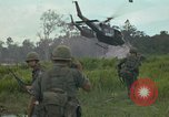 Image of 2nd Battalion of 173rd Airborne Brigade Combat Team Vietnam, 1965, second 19 stock footage video 65675022709