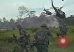 Image of 2nd Battalion of 173rd Airborne Brigade Combat Team Vietnam, 1965, second 20 stock footage video 65675022709
