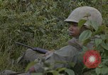 Image of 2nd Battalion of 173rd Airborne Brigade Combat Team Vietnam, 1965, second 43 stock footage video 65675022709