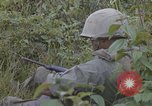 Image of 2nd Battalion of 173rd Airborne Brigade Combat Team Vietnam, 1965, second 46 stock footage video 65675022709