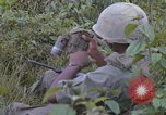 Image of 2nd Battalion of 173rd Airborne Brigade Combat Team Vietnam, 1965, second 48 stock footage video 65675022709