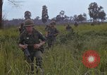 Image of 2nd Battalion of 173rd Airborne Brigade Combat Team Vietnam, 1965, second 51 stock footage video 65675022709