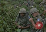 Image of 2nd Battalion of 173rd Airborne Brigade Combat Team Vietnam, 1965, second 54 stock footage video 65675022709