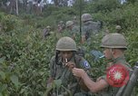 Image of 2nd Battalion of 173rd Airborne Brigade Combat Team Vietnam, 1965, second 57 stock footage video 65675022709