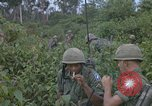 Image of 2nd Battalion of 173rd Airborne Brigade Combat Team Vietnam, 1965, second 59 stock footage video 65675022709