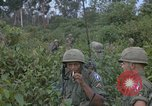 Image of 2nd Battalion of 173rd Airborne Brigade Combat Team Vietnam, 1965, second 60 stock footage video 65675022709