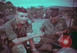 Image of 1st Battalion of 173rd Airborne Brigade Vietnam, 1965, second 5 stock footage video 65675022712