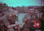 Image of 1st Battalion of 173rd Airborne Brigade Vietnam, 1965, second 10 stock footage video 65675022712