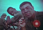 Image of 1st Battalion of 173rd Airborne Brigade Vietnam, 1965, second 30 stock footage video 65675022712