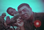 Image of 1st Battalion of 173rd Airborne Brigade Vietnam, 1965, second 31 stock footage video 65675022712
