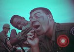Image of 1st Battalion of 173rd Airborne Brigade Vietnam, 1965, second 33 stock footage video 65675022712