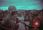 Image of 1st Battalion of 173rd Airborne Brigade Vietnam, 1965, second 36 stock footage video 65675022712