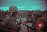 Image of 1st Battalion of 173rd Airborne Brigade Vietnam, 1965, second 38 stock footage video 65675022712