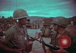 Image of 1st Battalion of 173rd Airborne Brigade Vietnam, 1965, second 39 stock footage video 65675022712