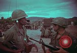 Image of 1st Battalion of 173rd Airborne Brigade Vietnam, 1965, second 40 stock footage video 65675022712