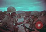 Image of 1st Battalion of 173rd Airborne Brigade Vietnam, 1965, second 42 stock footage video 65675022712