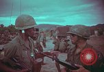 Image of 1st Battalion of 173rd Airborne Brigade Vietnam, 1965, second 43 stock footage video 65675022712