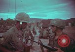 Image of 1st Battalion of 173rd Airborne Brigade Vietnam, 1965, second 44 stock footage video 65675022712