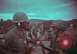 Image of 1st Battalion of 173rd Airborne Brigade Vietnam, 1965, second 45 stock footage video 65675022712