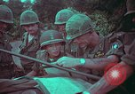 Image of 1st Battalion of 173rd Airborne Brigade Vietnam, 1965, second 62 stock footage video 65675022712