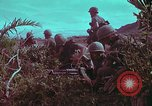 Image of 1st Battalion of 173rd Airborne Brigade Vietnam, 1965, second 19 stock footage video 65675022713