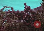 Image of 1st Battalion of 173rd Airborne Brigade Vietnam, 1965, second 20 stock footage video 65675022713